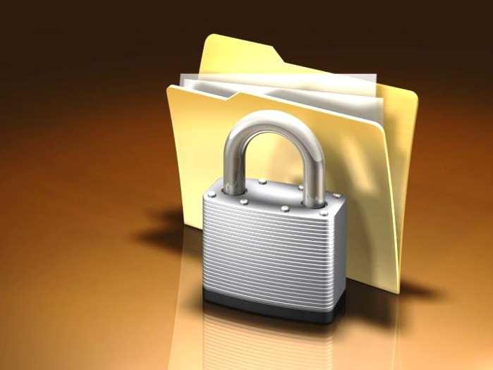 защита персональной информации